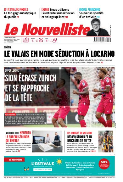 Le Nouvelliste